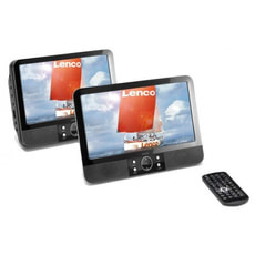 Lenco MES 403 tragbarer DVD-Player