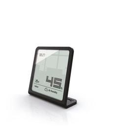 Hygrometer Selina schwarz