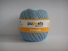 Puppets 100% coton bleu clair 265m