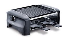 Raclette Gourmet 4, nero