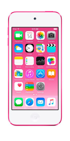 iPod Touch 6G 32 GB - Pink