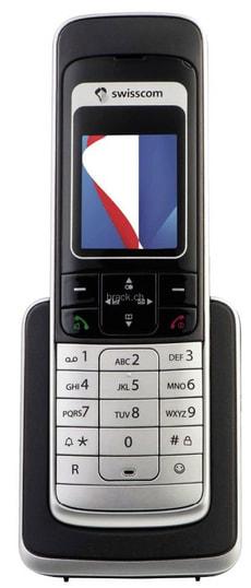 Swisscom Aton CLT418 Zusatzmobilteil mit