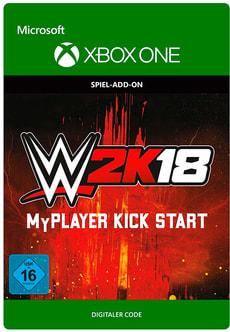 Xbox One - WWE 2K19 - MyPlayer KickStart