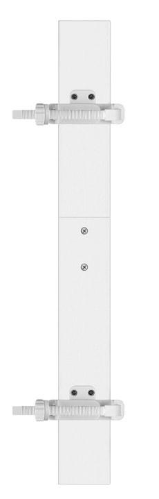 Geländerbefestigungsset StairFlex