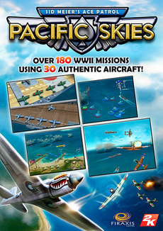 PC - Sid Meier's Ace Patrol: Pacific Skies