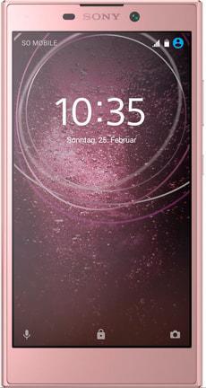 Xperia L2 pink