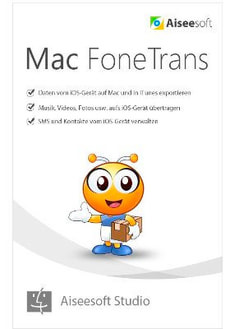 FoneTrans iOS Transfer Mac (D)