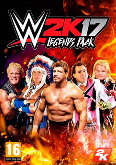 PC - WWE 2K17 Legends Pack