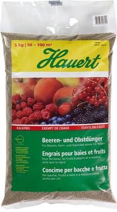 Beeren- und Obstdünger, 5 kg