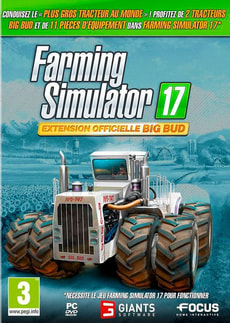 PC - Farming Simulator 2017 - Extension Big Bud