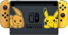 Switch Pokémon: Let's Go Pikachu!