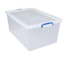 Boîtes de plastique 62L