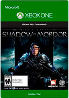 Xbox One - Middle-Earth: Shadow of Mordor Season Pass