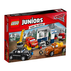 LEGO Juniors Smokeys Garage 10743