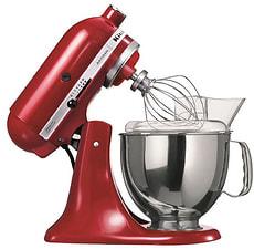 Küchenmaschine Artisan KSM 150 Jubiläums Set rot