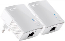 TP-Link TL-PA4010KIT Starter Kit Nano Powerline AV500