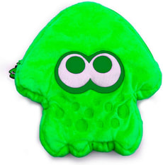 Nintendo Switch Plush Pouch Splatoon 2 Tasche
