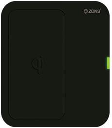 Single Wireless Charger (EU) black
