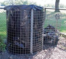 Komposterhüllen