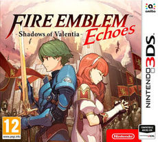 3DS - Fire Emblem Echoes - Shadows of Valentia
