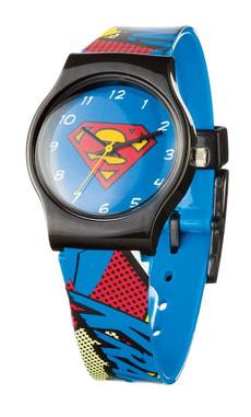 Superman Quarzuhr