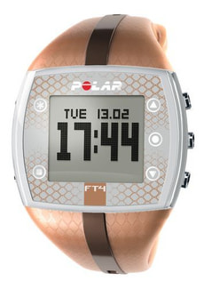 Polar FT4 Lady