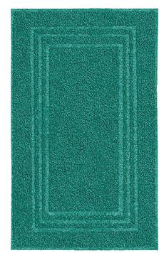 Tissu Eponge Lodge émeraude 50 x 80 cm
