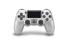 PS4 Wireless DualShock Controller v2 silver