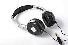 L-M-BUDGET DJ HEADPHONES