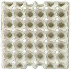Eierkarton zum Basteln 30 x 30 cm