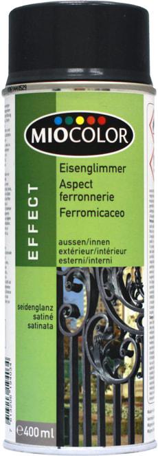 Aspect ferronnerie Spray