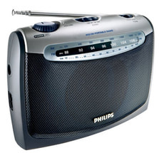 AE2160 Portable Radio