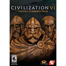 PC - Sid Meier's Civilization VI Vikings Scenario Pack