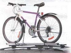 MIOCAR BICI 1000 Fahrradträger-Aufsatz