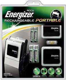 L-Energizer Portable Charger inkl. 4 Akk