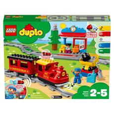 W18 LEGO DUPLO 10874 DAMPFEISENBAHN