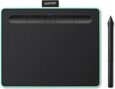 Intuos S Bluetooth - vert