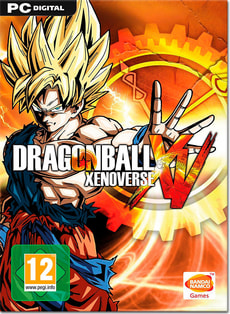 PC - Dragonball: Xenoverse - D/F/I