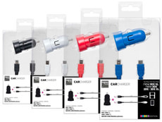 Car Charger - assorted