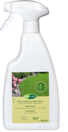 Rasen-Unkrautvertilger, 500 ml
