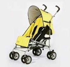 BUGGY QUAD COMFORT LIME