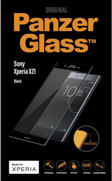 Screen Protector Premium Black Sony Xperia XZ1