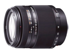 A-Mount APS-C Lens 18-250mm F3.5-6.3