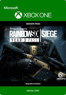 Xbox One - Rainbow Six Siege Year 3 Pass