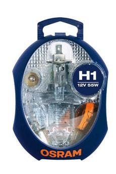 Autolampe Lampen-Set H1