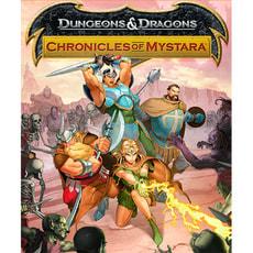 PC - Dungeons & Dragons: Chronicles of Mystara