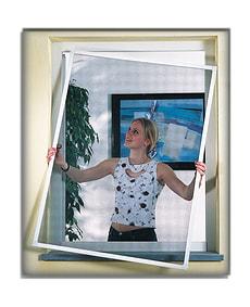 Kit moustiquaire fenêtre