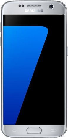 Galaxy S7 32GB silber