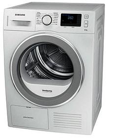 DV80F5E4HGW Sèche-linge à pompe à chaleur