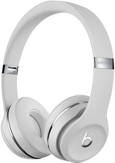 Solo 3 Wireless, Satin Silver